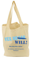 DoSomething.org Yes I will Tote